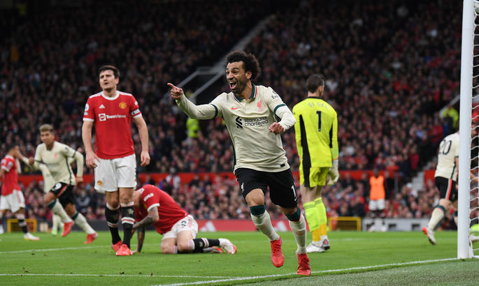 АПЛ. Манчестер Юнайтед - Ліверпуль 0:5. Руїни великого клубу