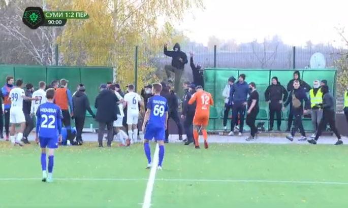 УАФ запретила проводить матчи на скандальном стадионе в Сумской области