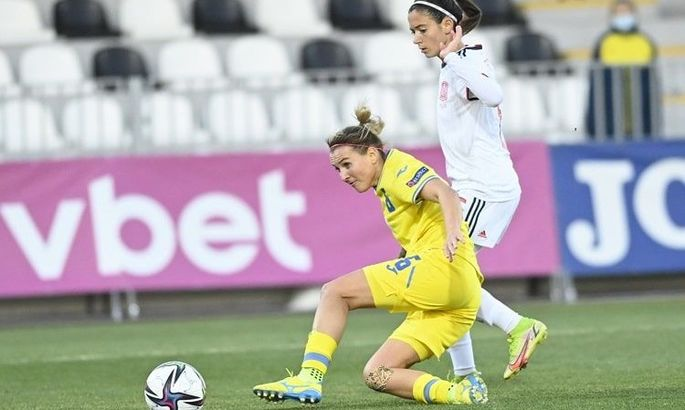 Разница в классе. Украина - Испания 0:6. Видео голов и обзор матча
