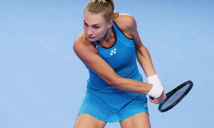 Ястремская обыграла Козлову и во второй раз в сезоне вышла в 1/4 финала турнира WTA
