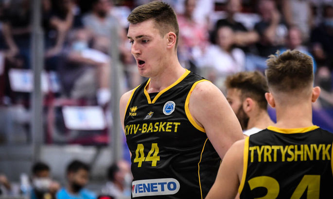 Киев-Баскет уступает болгарам в матче третьего тура Кубка Европы. Как это было
