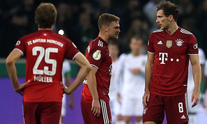 В Аргентине ликуют. Бавария прервала погоню за вечным рекордом Ривер Плейта