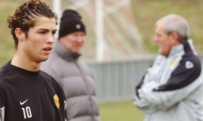 История о том, как легендарный Уолтер Смит приучил 18-летнего Роналду вовремя расставаться с мячом