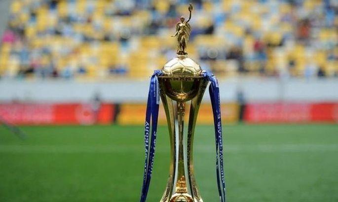 Известны семь из восьми участников 1/4 финала Кубка Украины